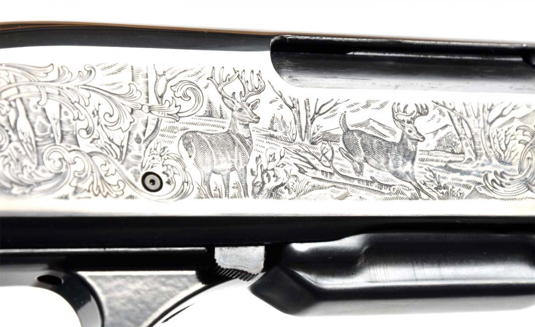 **Remington 7600 7mm-08. - 2