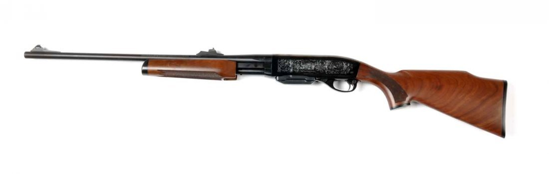 **Remington 7600 7mm-08. - 6