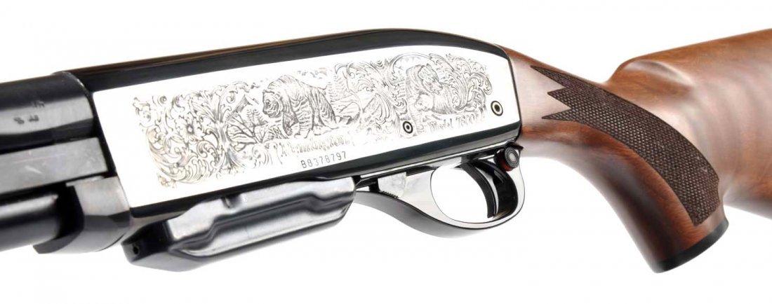 **Remington 7600 7mm-08. - 7