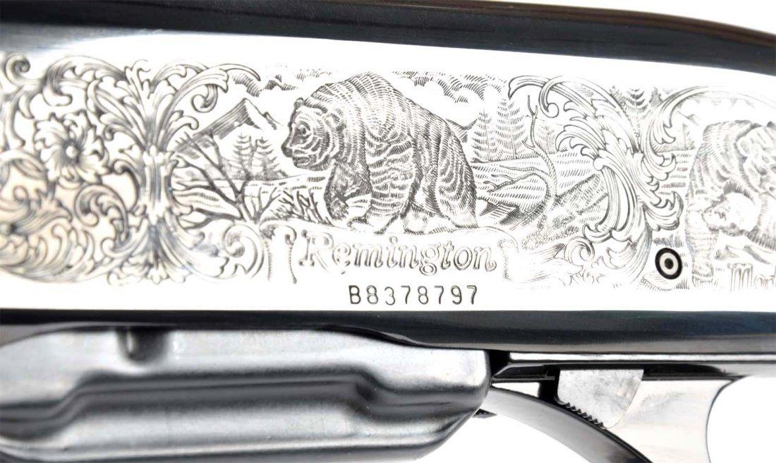 **Remington 7600 7mm-08. - 9