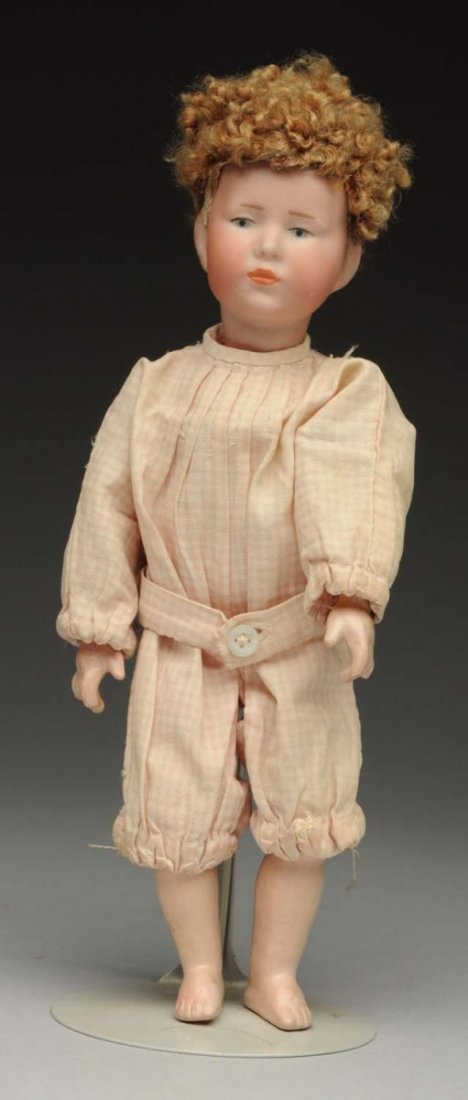 Petite K & R Character Doll.