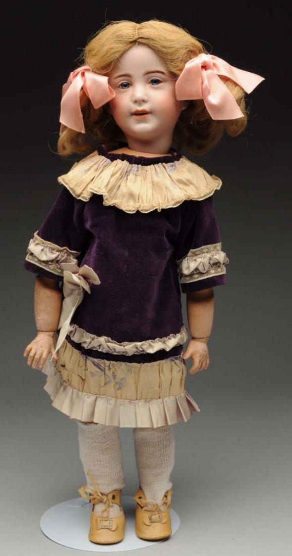 Smiling SFBJ Character Doll.