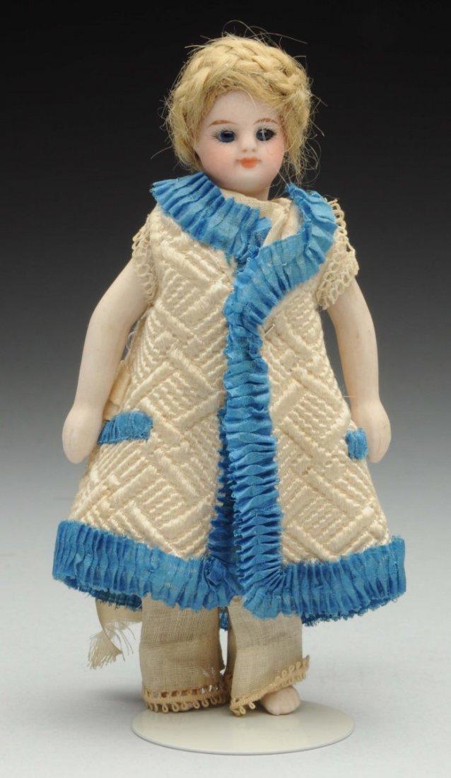 Fabulous All-Bisque Mignonnette Doll.