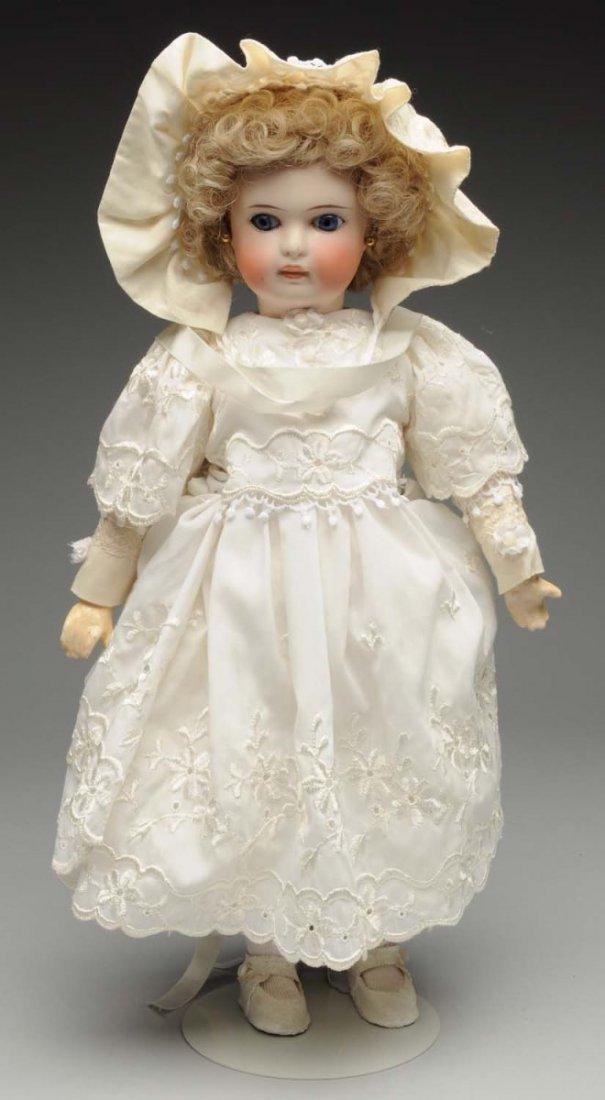 Beautiful Early German Doll.
