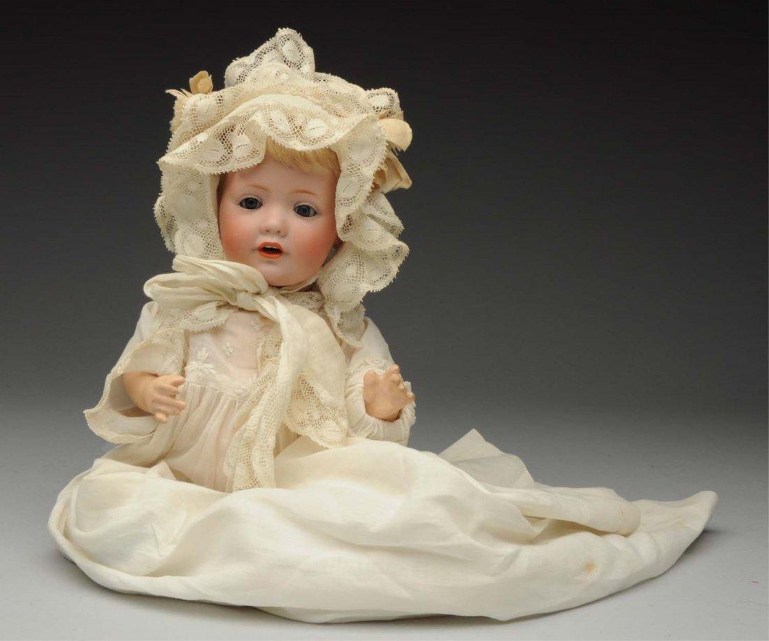 "Delightful ""Hilda"" Character Baby Doll."