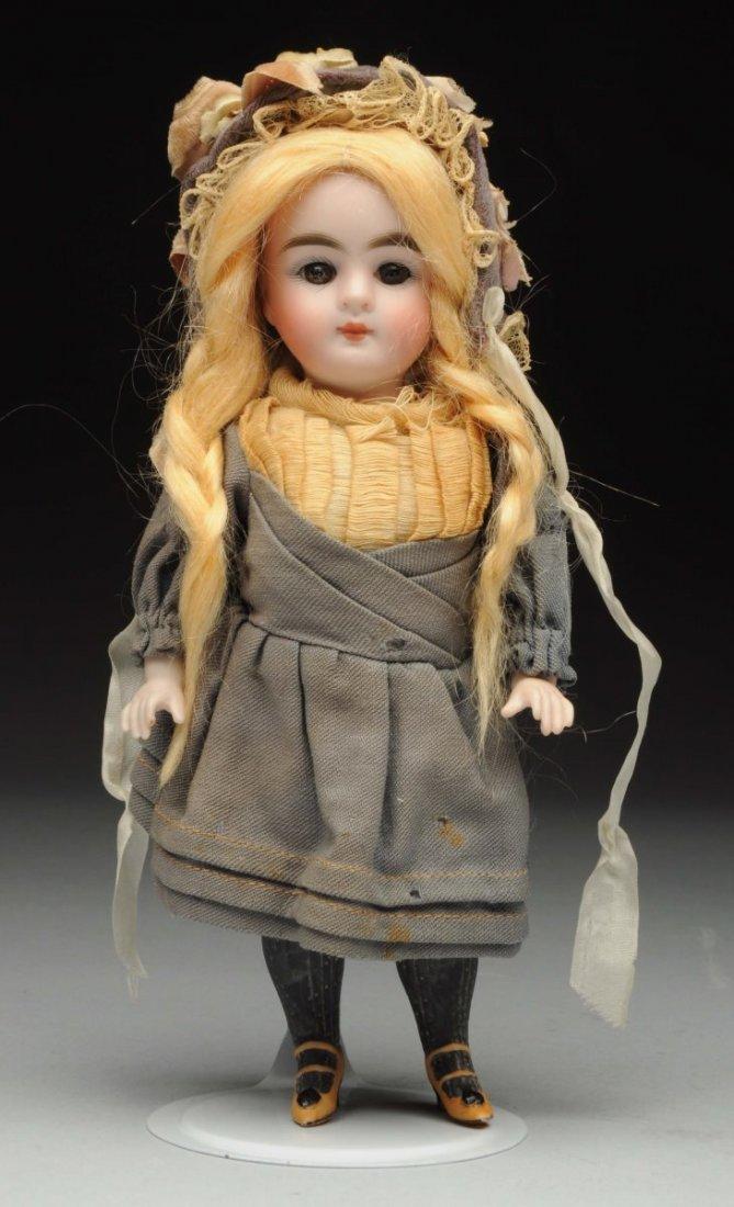 Sweet Kestner All-Bisque Doll.