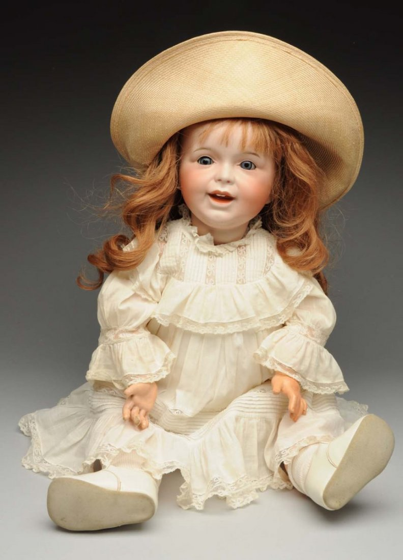 Large SFBJ Character Doll.