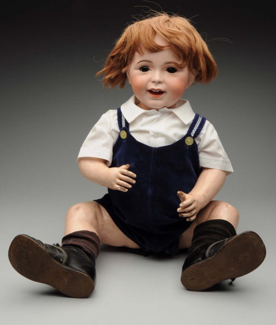 Life-Sized SFBJ Character Baby Doll.