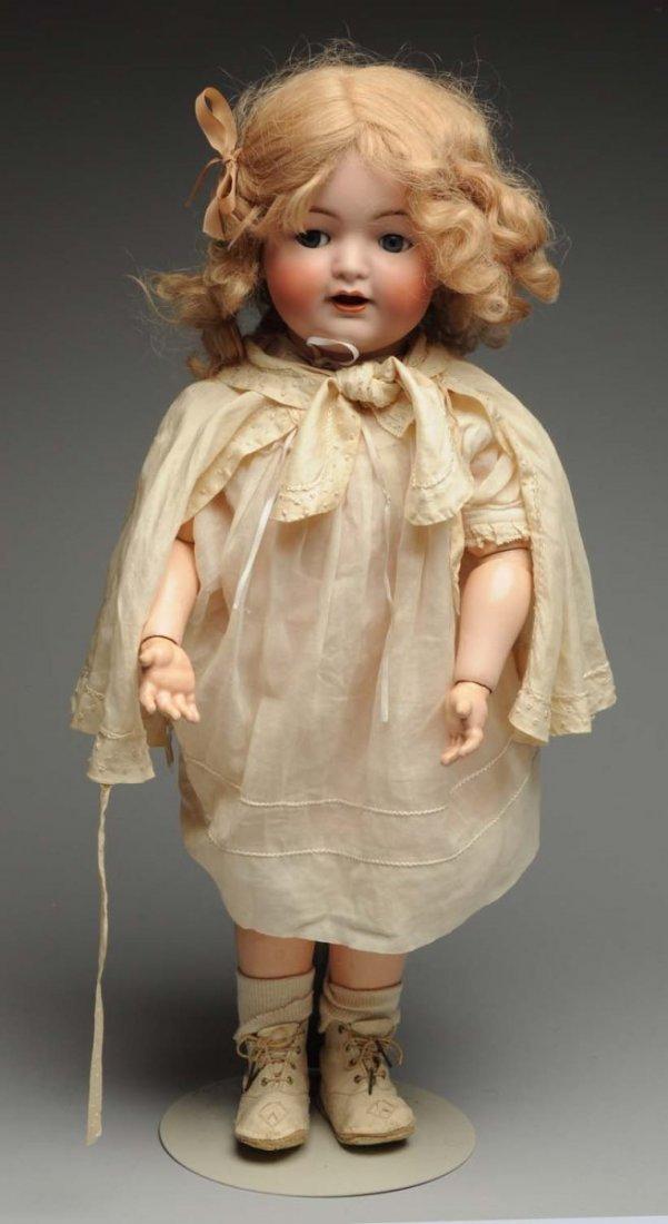 Flirty K & R Toddler Doll.