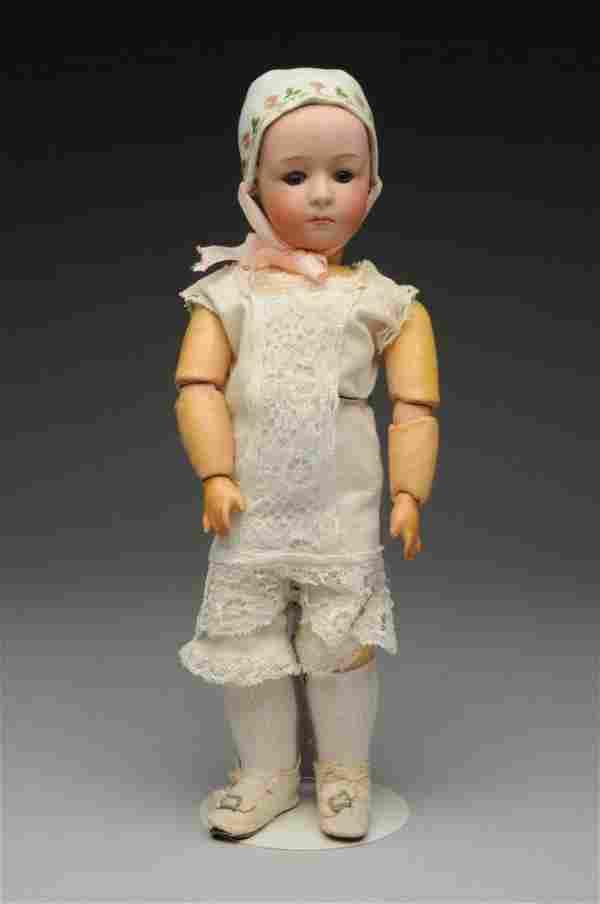 Rare Gebr. Heubach Character Doll.