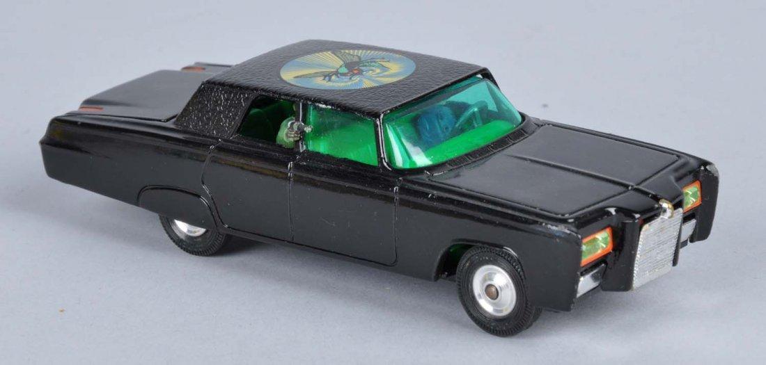 Corgi Diecast Green Hornet Black Beauty Car Toy. - 3