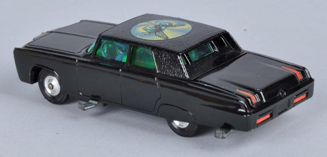 Corgi Diecast Green Hornet Black Beauty Car Toy. - 4
