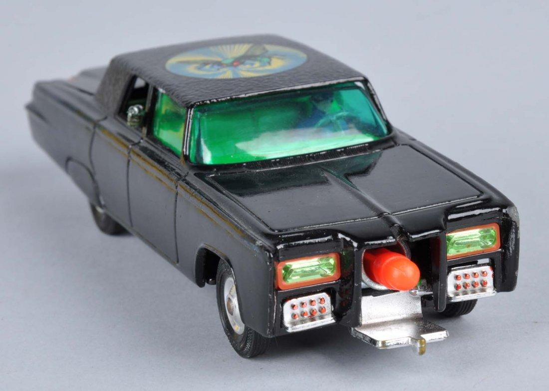 Corgi Diecast Green Hornet Black Beauty Car Toy. - 5