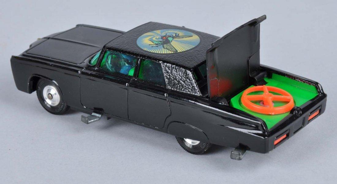 Corgi Diecast Green Hornet Black Beauty Car Toy. - 6