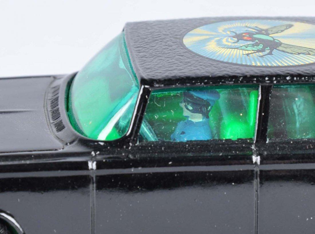 Corgi Diecast Green Hornet Black Beauty Car Toy. - 7