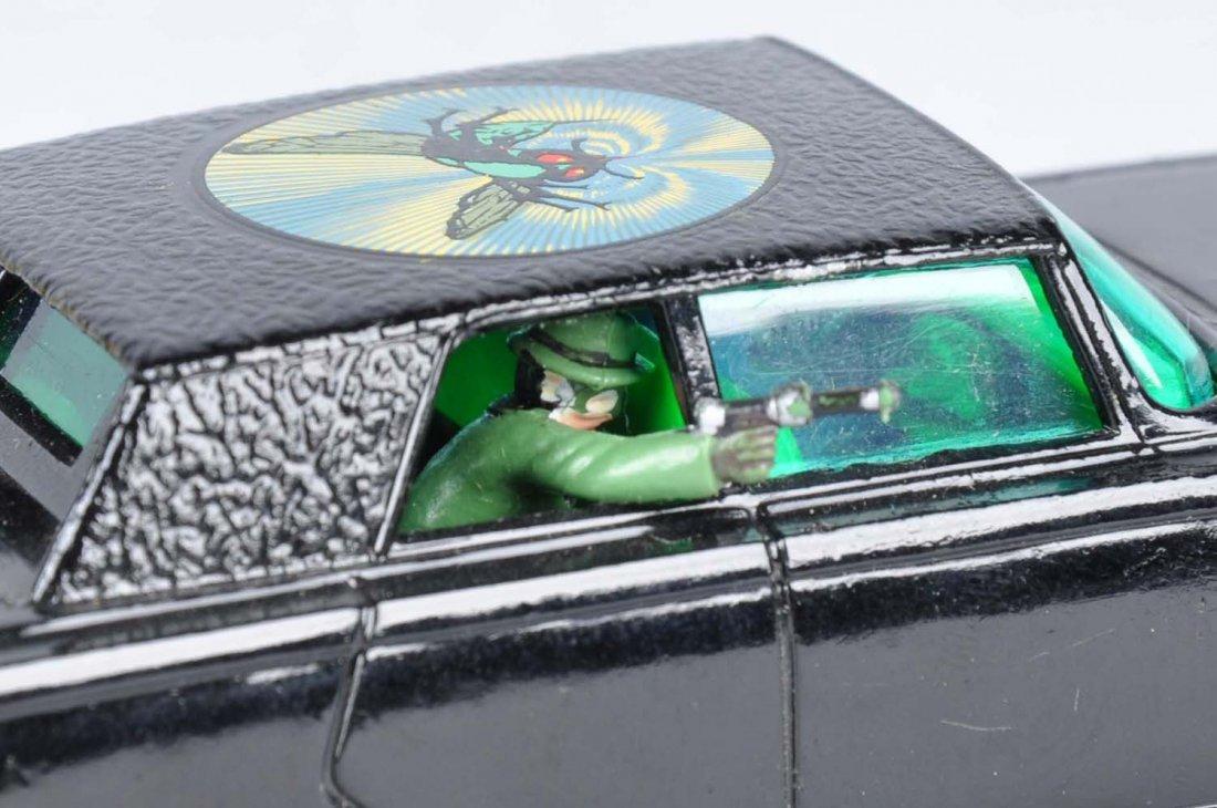 Corgi Diecast Green Hornet Black Beauty Car Toy. - 8