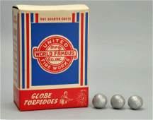 Box Of Globe Torpedoes