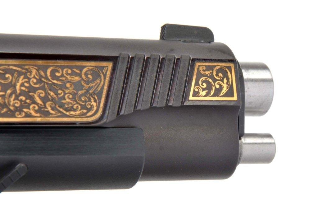 **MIB Kimber Custom 1911-A1 Semi-Automatic Pistol. - 6