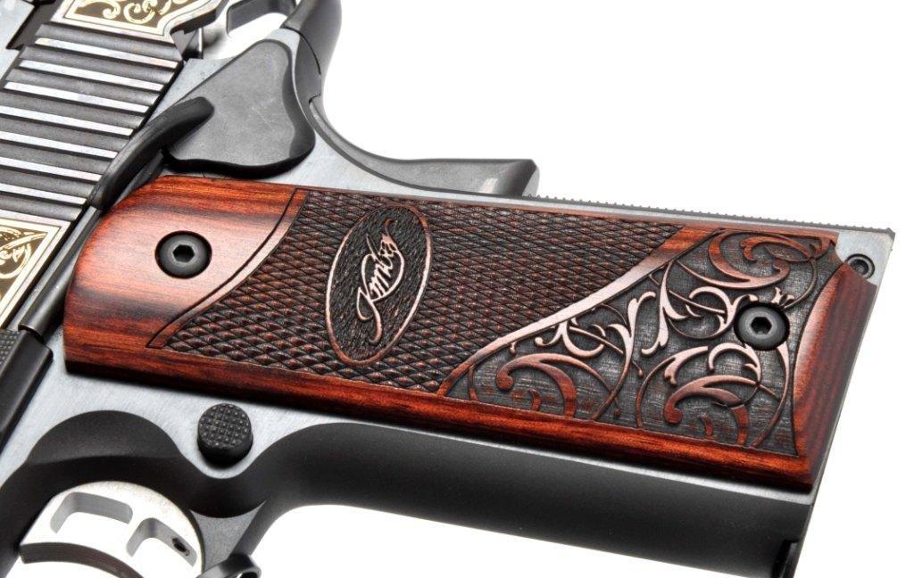 **MIB Kimber Custom 1911-A1 Semi-Automatic Pistol. - 8