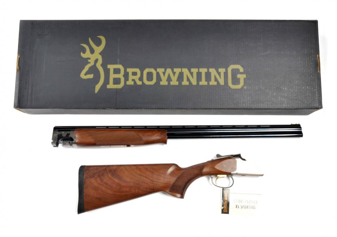 **Browning Citori Feather XS O/U Shotgun.