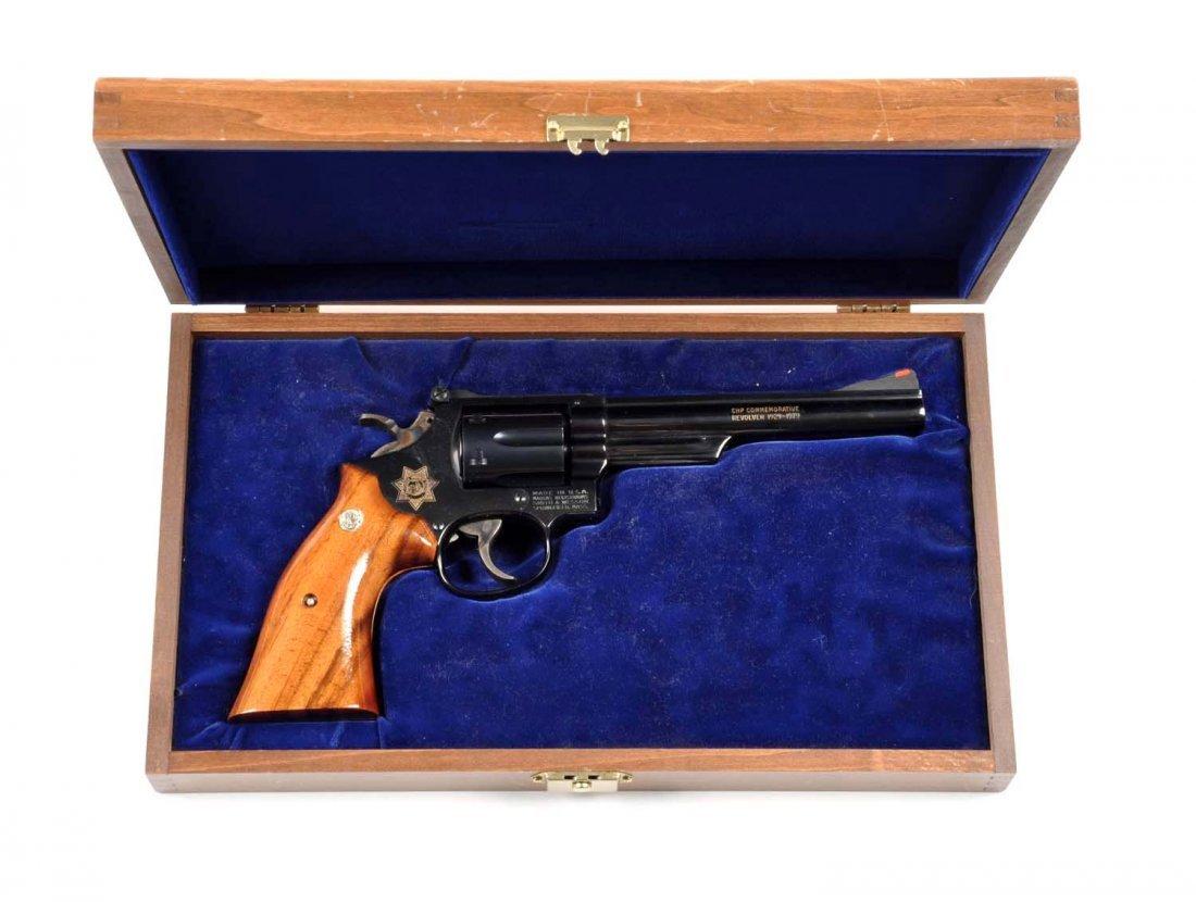 **MIB S&W Model 19-4 CHP Commemorative Revolver.