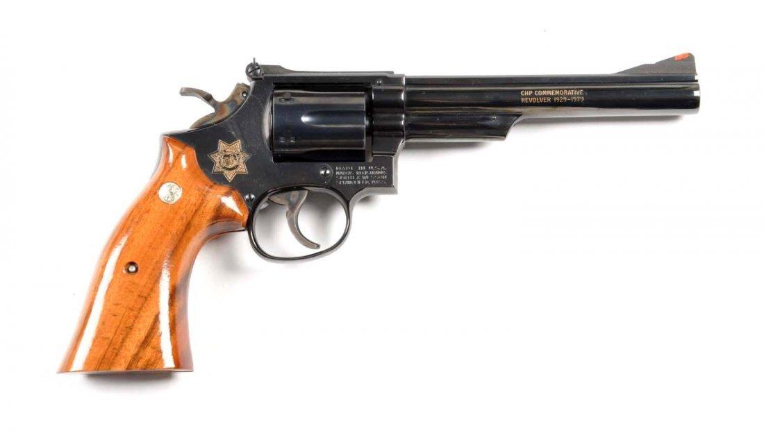 **MIB S&W Model 19-4 CHP Commemorative Revolver. - 4