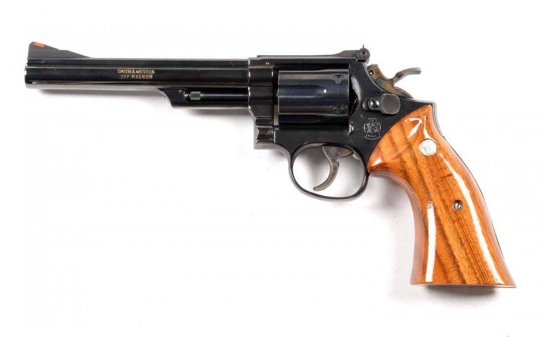 **MIB S&W Model 19-4 CHP Commemorative Revolver. - 5