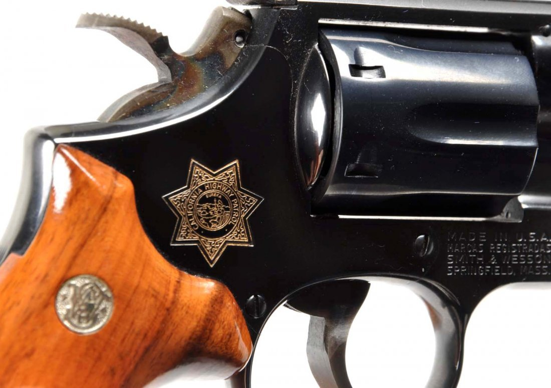 **MIB S&W Model 19-4 CHP Commemorative Revolver. - 7