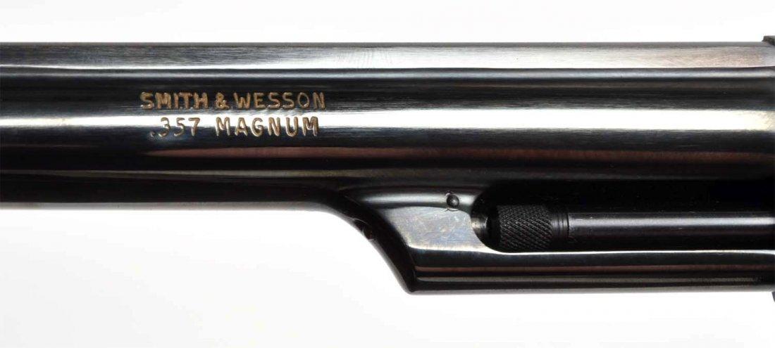 **MIB S&W Model 19-4 CHP Commemorative Revolver. - 9