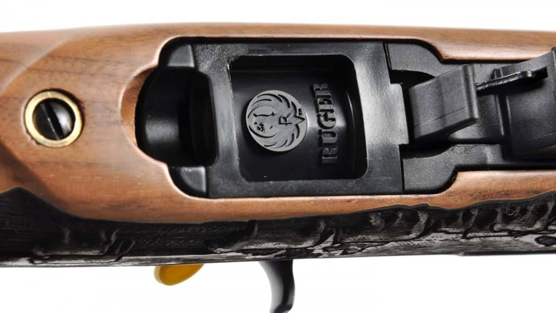 **MIB Ruger Model (Cattle Drive) 10/22 Rifle. - 10