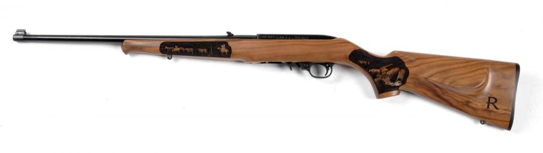 **MIB Ruger Model (Cattle Drive) 10/22 Rifle. - 3