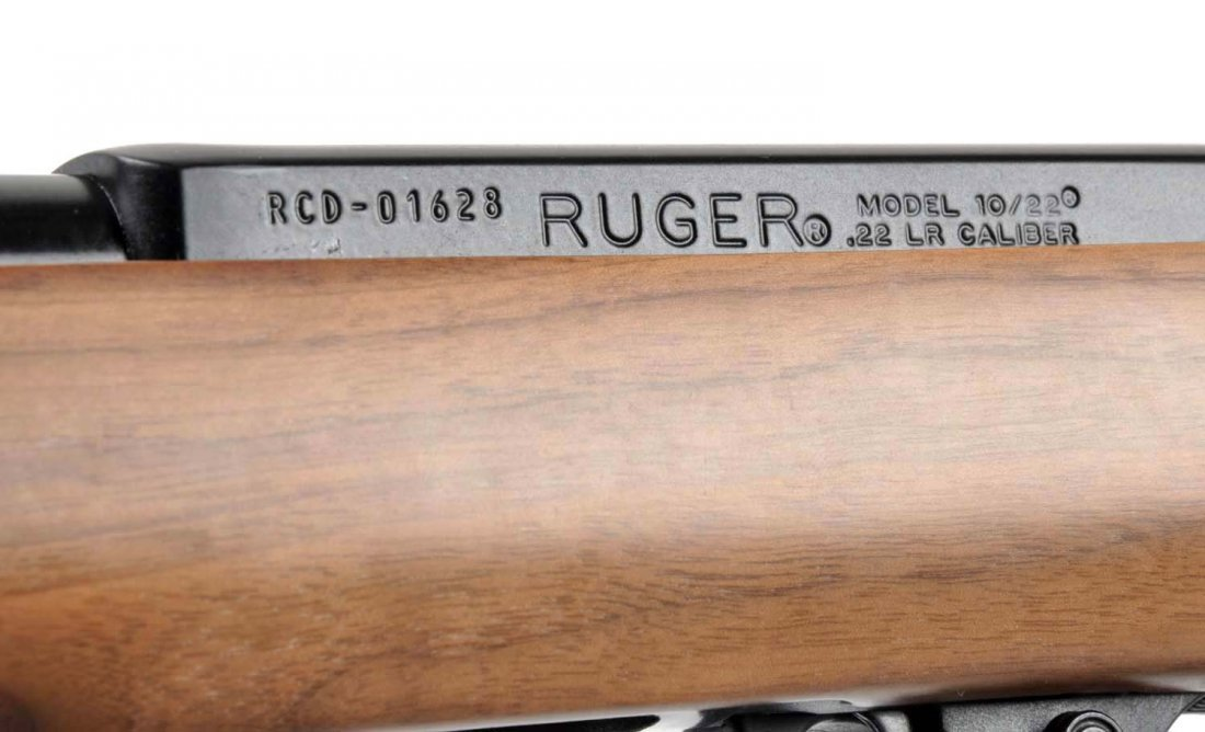 **MIB Ruger Model (Cattle Drive) 10/22 Rifle. - 4