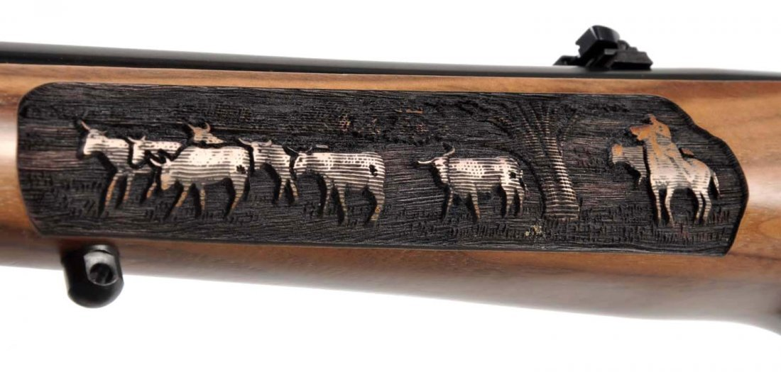 **MIB Ruger Model (Cattle Drive) 10/22 Rifle. - 7