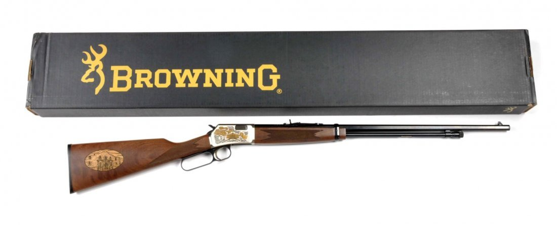 ** MIB Browning BL-.22 Lever Action Rifle (Alamo).