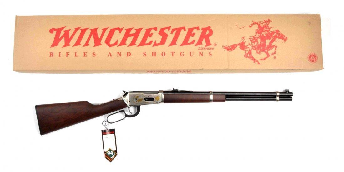 "**MIB Winchester Model 94 ""Trails End"" Rifle."