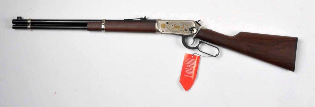 "**MIB Winchester Model 94 ""Trails End"" Rifle. - 2"