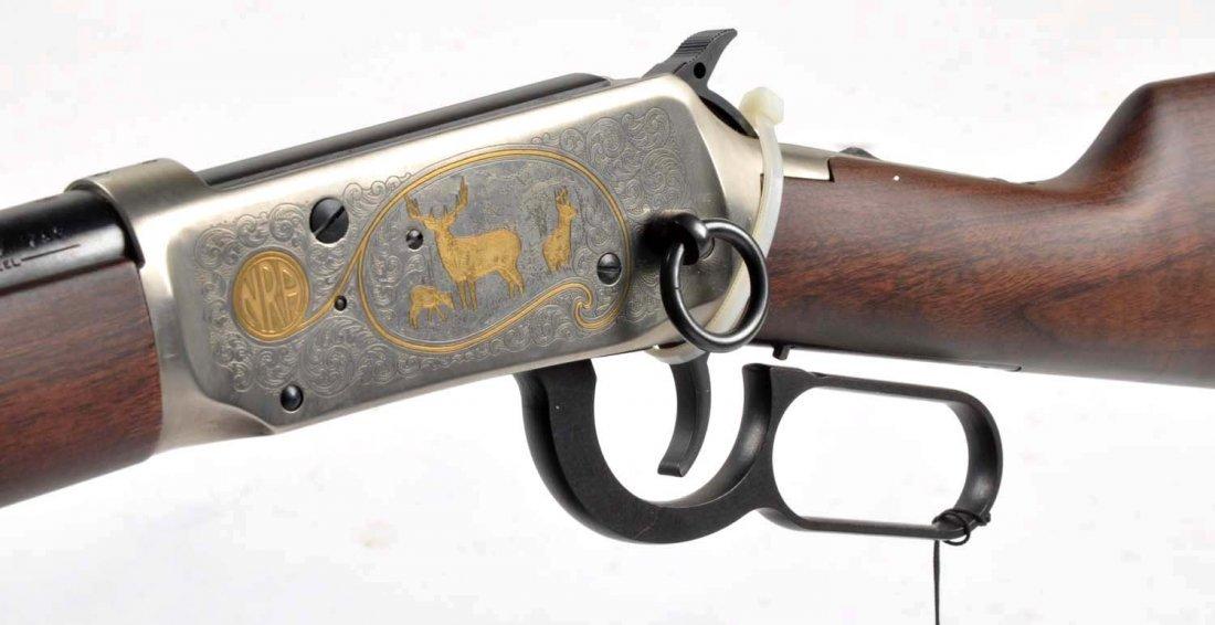 "**MIB Winchester Model 94 ""Trails End"" Rifle. - 3"