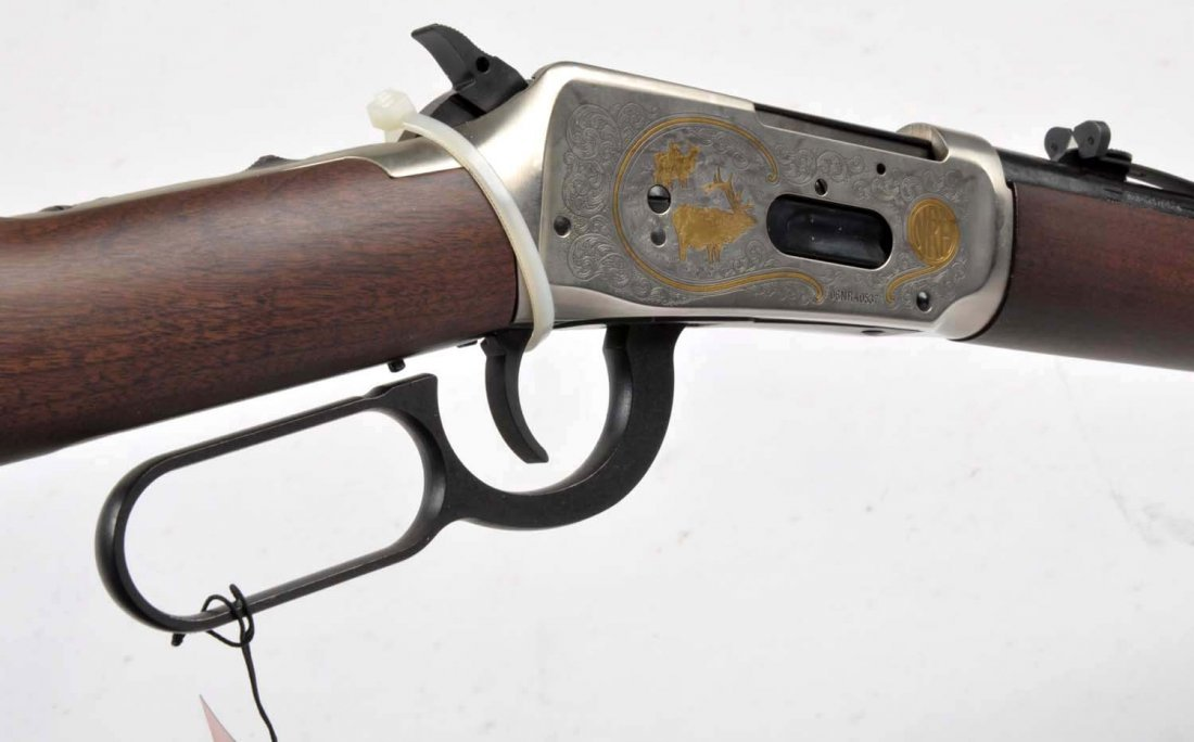 "**MIB Winchester Model 94 ""Trails End"" Rifle. - 4"