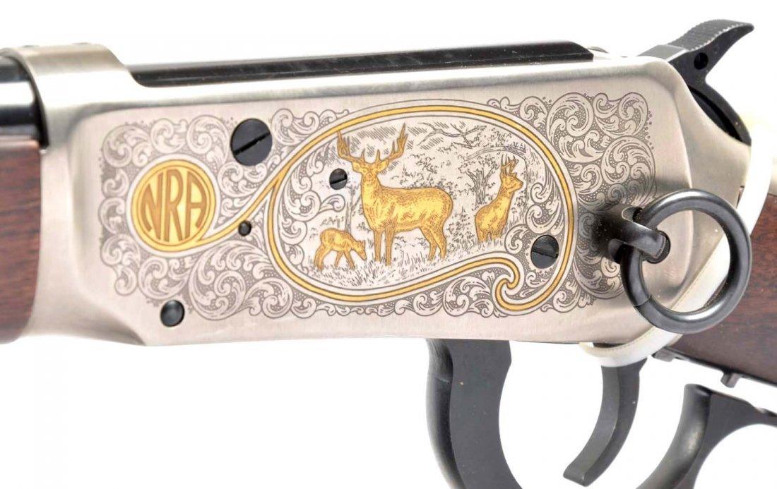 "**MIB Winchester Model 94 ""Trails End"" Rifle. - 5"