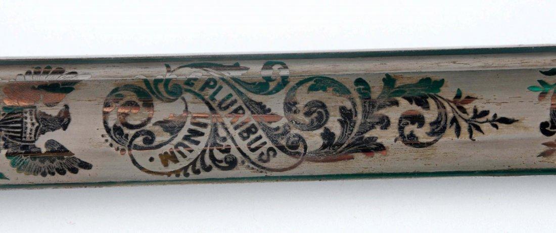Civil War High Grade Pres. 1850 Officer's Sword. - 9