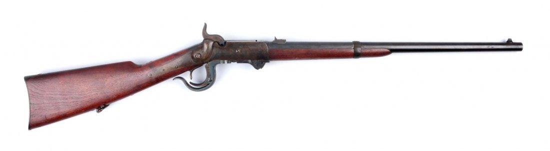 Burnside Model 1864 Civil War Carbine.