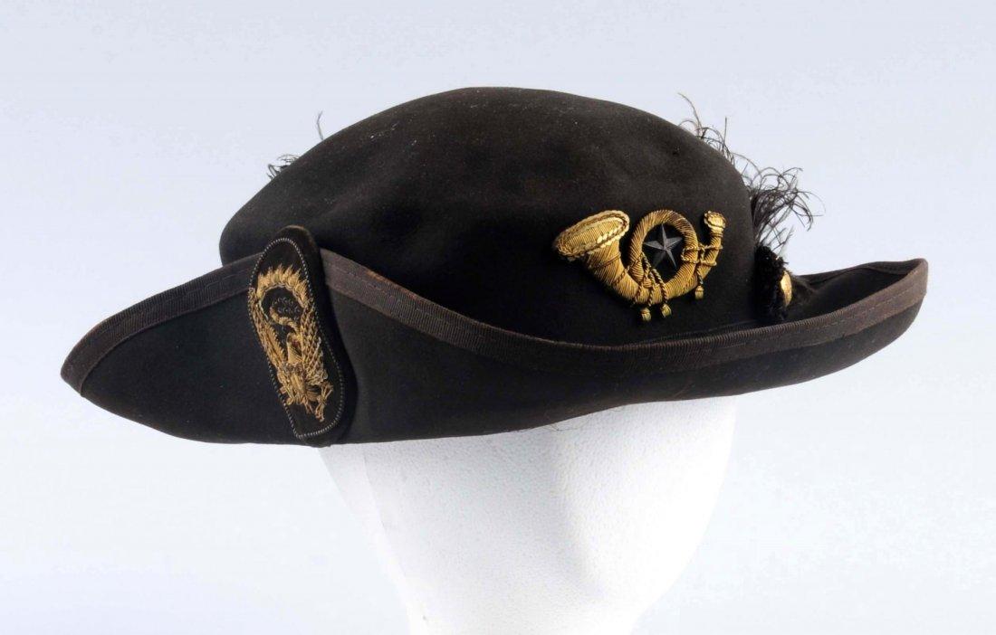 Civil War Officer's Slouch Hat.