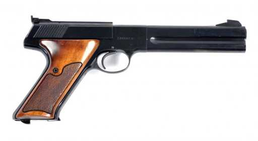 colt woodsman age by serial number