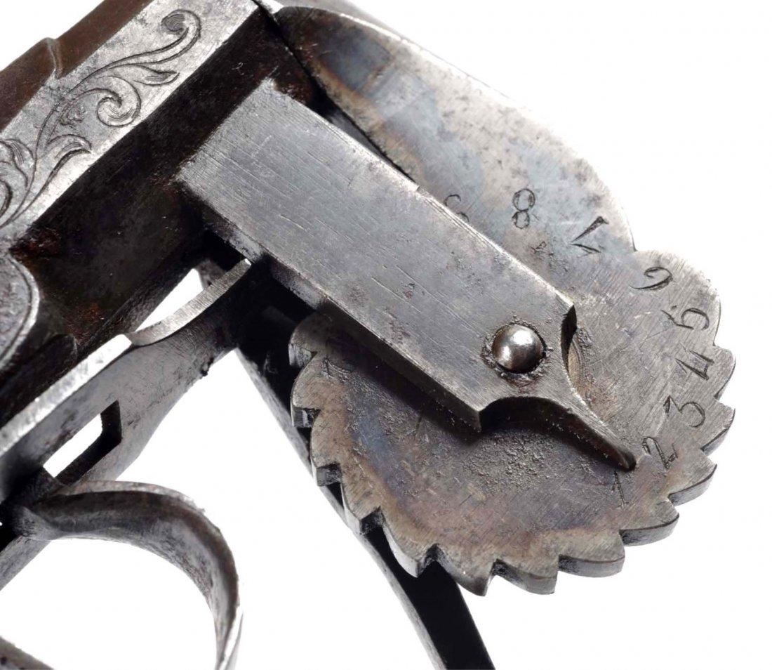 Antique Black Powder Tester Pistol. - 4
