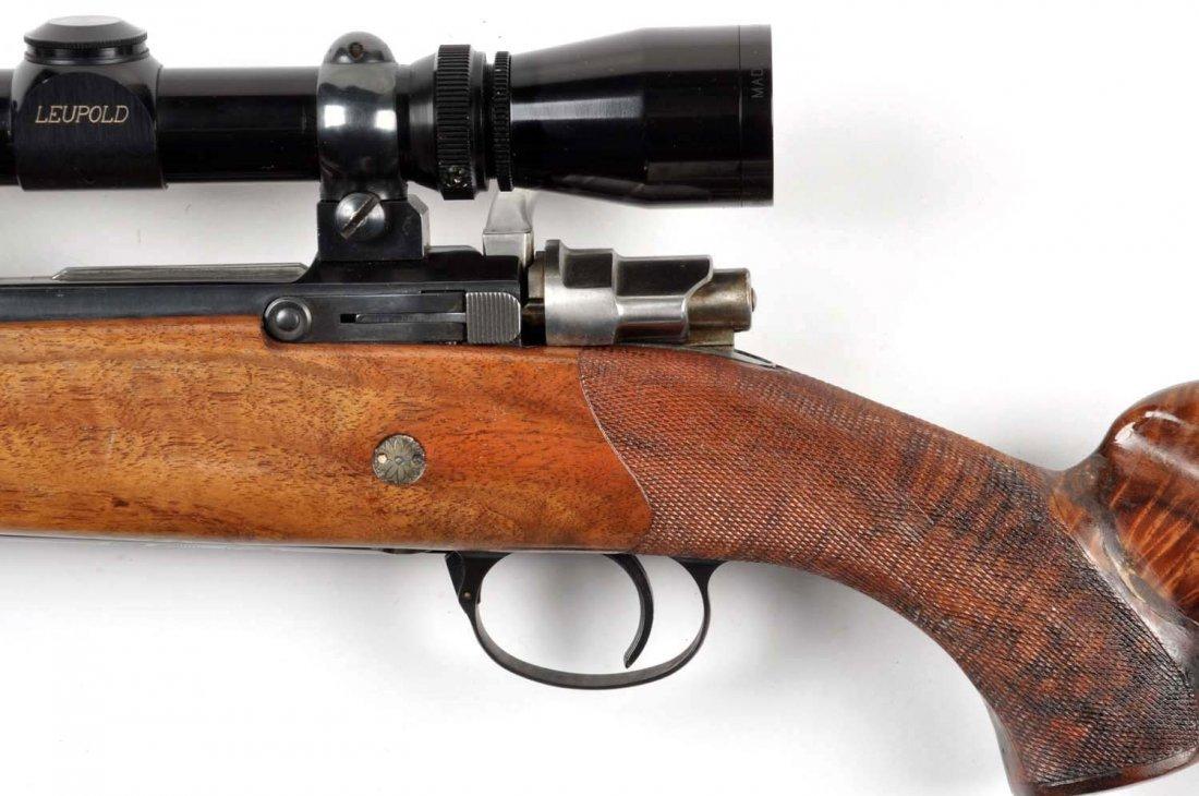 **Deluxe Custom Browning Safari Grade Rifle. - 8