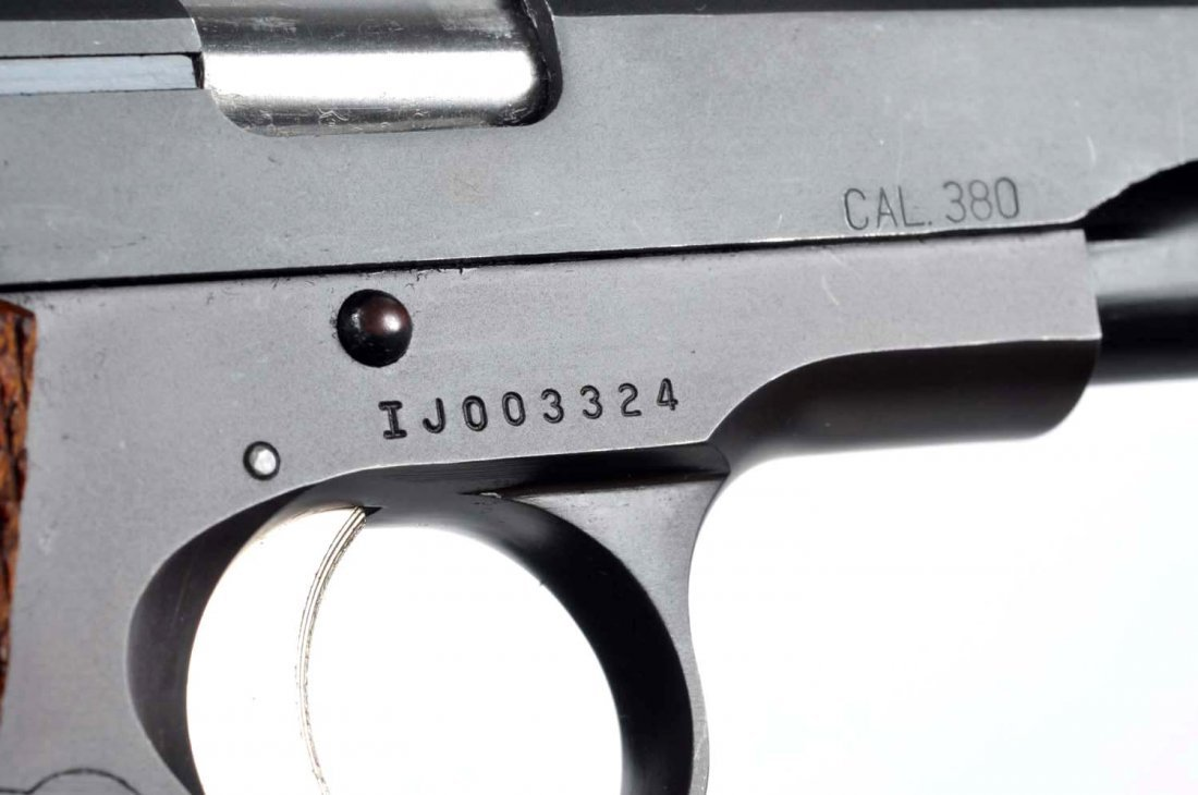 **Iver Johnson Pony Semi Automatic Pistol. - 3