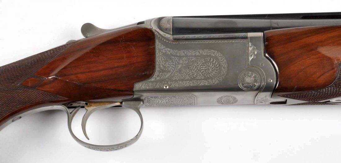 **Nikko Model 2200 O/U Shotgun. - 3
