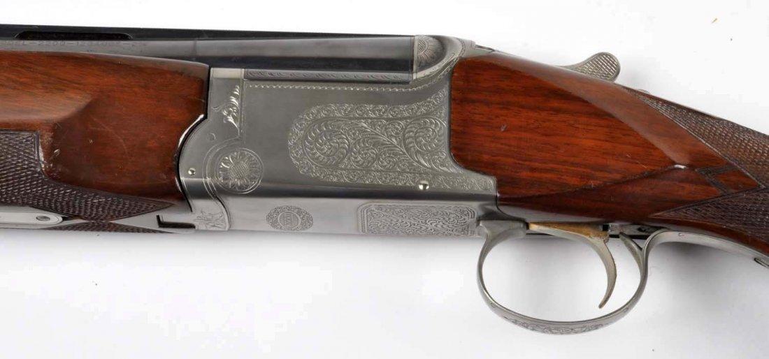 **Nikko Model 2200 O/U Shotgun. - 4