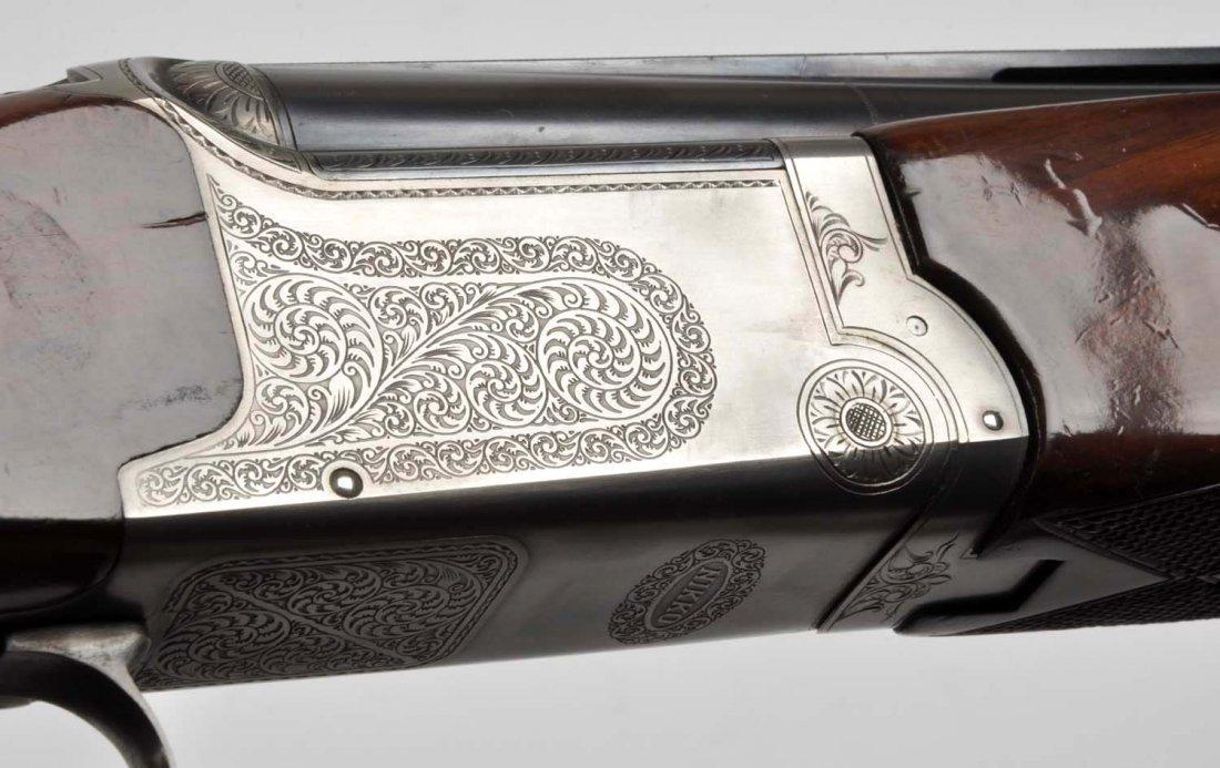 **Nikko Model 2200 O/U Shotgun. - 9