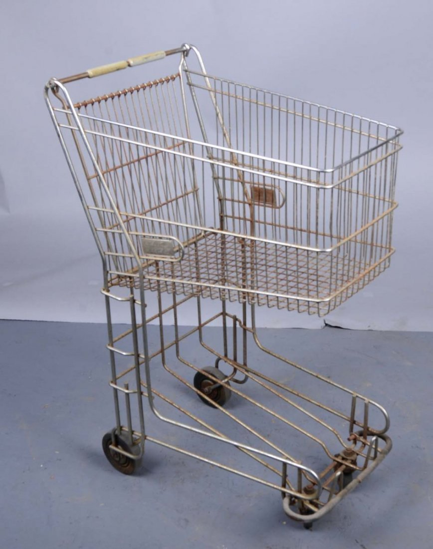 Small Child Size / Short Adult Shopping Cart